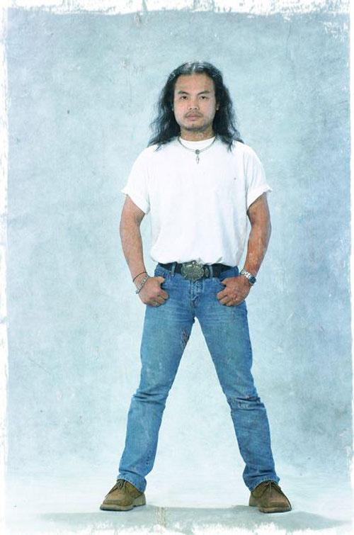 Trần Lập đã tự khoe về bản thân mình hồi anh để tóc dài.