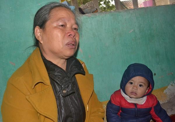 Bà Tăng Thị Xoa rất bức xúc về nhiều đồn thổi không đúng liên quan đến gia đình. Ảnh: Đ.Tuỳ