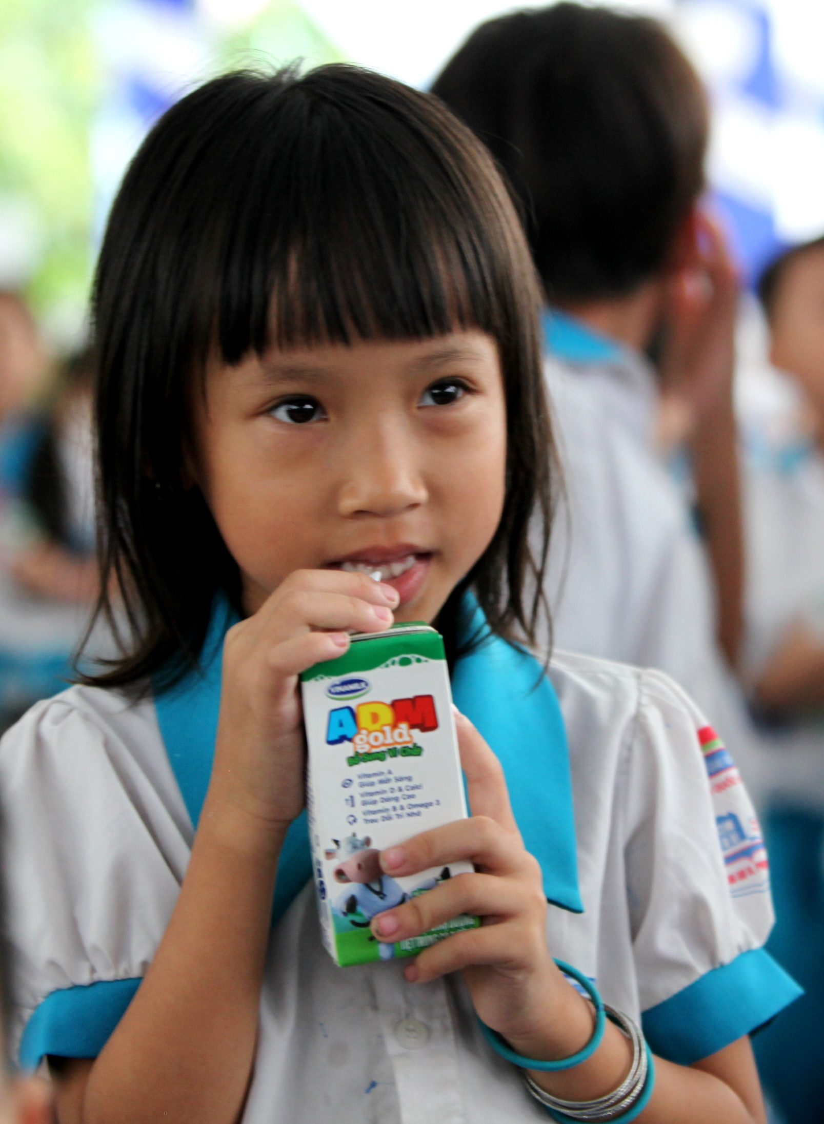 Từ năm 2008 đến nay, trải qua 9 năm hành trình Quỹ sữa Vươn Cao Việt Nam, Vinamilk đã đem đến cho hơn 373 ngàn trẻ em khó khăn tại Việt Nam gần 30 triệu ly sữa, tương đương 120 tỷ đồng.