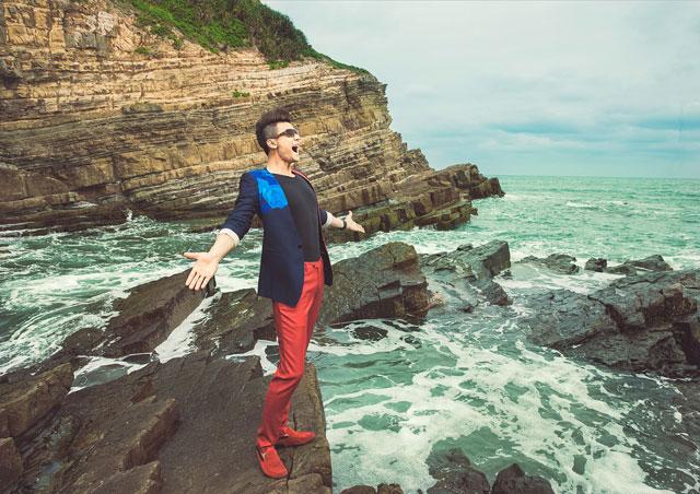 Vĩnh Thụy tin rằng bằng tất cả những nỗ lực của bản thân, năm 2016 anh sẽ có sự trở lại ấn tượng.