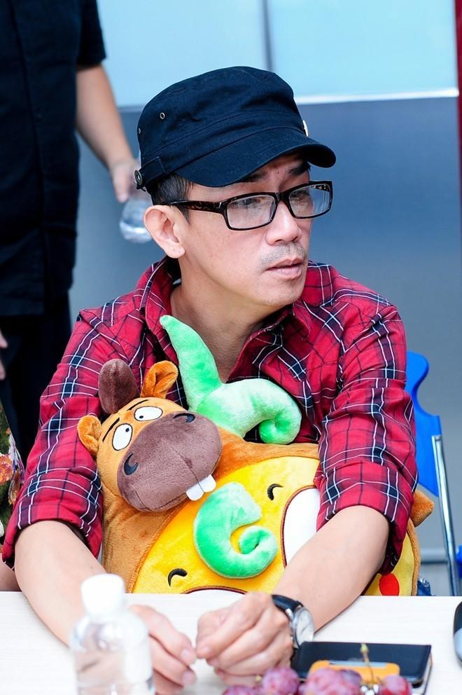 Minh Thuận trong một sự kiện gần đây. Ảnh: Thành Luân