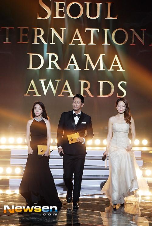Tối 8/9, lễ trao giải Seoul International Drama Awards lần thứ 11 được tổ chức tại KBS Hall, Seoul. 3 MC trong đêm trao giải là tài tử Shin Hyun Joon, Minah (Girl's Day) và Lee Ji Yeon. Lễ trao giải năm nay đánh dấu sự cạnh tranh của 265 bộ phim truyền hình. Seoul International Drama Awards được coi là giải thưởng dành cho phim truyền hình uy tín bậc nhất Hàn Quốc.