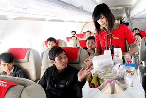 Nhiều hành khách chưa ý thức được lời nói đùa khi đi máy bay. Ảnh minh họa:Xuân Hoa