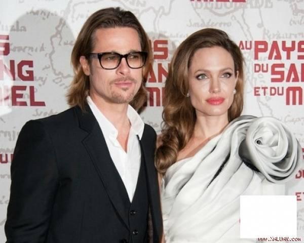 Brad Pitt và Angelina Jolie ly hôn làm cho cả thế giới phải bàng hoàng.