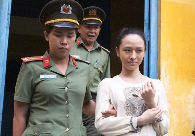 Hoa hậu Trương Hồ Phương Nga. Ảnh: T. Thanh.