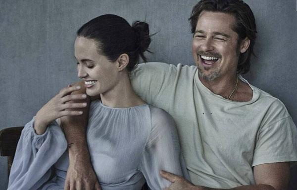 Lần cuối cùng cặp sao chụp ảnh tạp chí cùng nhau là tháng 11 năm ngoái.