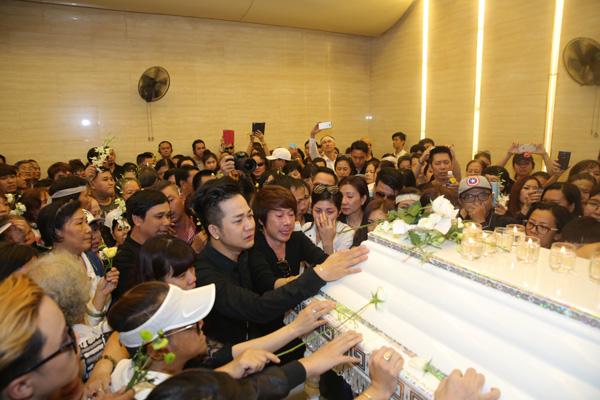 Minh Thuận ra đi ở tuổi 47, để lại niềm xót thương cho biết bao người.