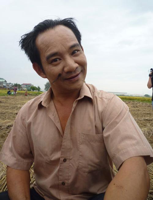 Quang Tèo là một cây hài có thương hiệu đặc biệt