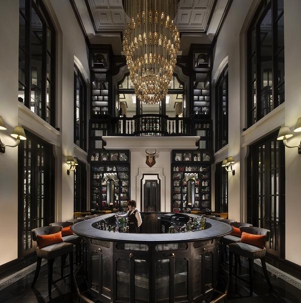 Nhà hàng La Maison 1888 thuộc Khu nghỉ dưỡng InterContinental Danang Sun Peninsula Resort (quận Sơn Trà, Đà Nẵng).