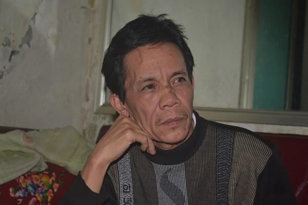 Ông Nguyễn Văn Thành – Bố nạn nhân Thảo.