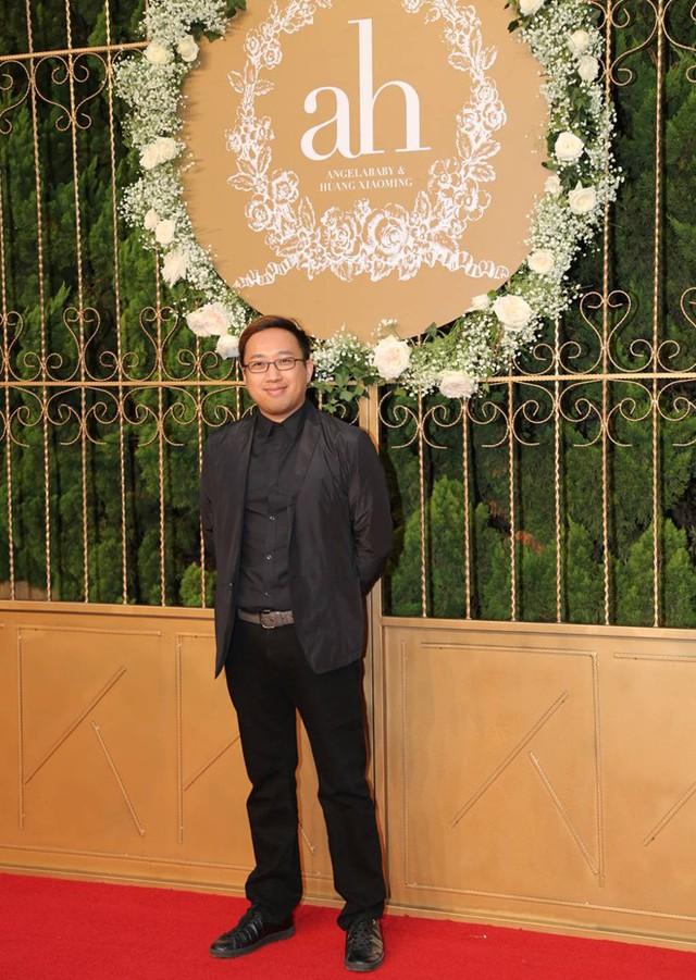 Biên kịch - nhà sản xuất Vu Chính, tác giả của những bộ phim truyền hình ăn khách gần đây như Cung tỏa tâm ngọc, Tiếu ngạo giang hồ 2013, Tân Thần điêu đại hiệp 2014...