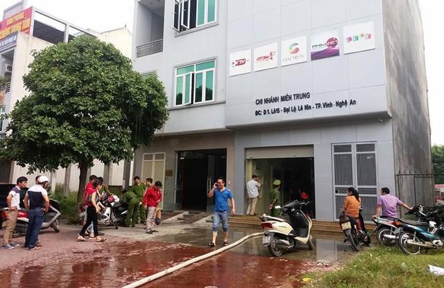 Tòa nhà VTV Cab