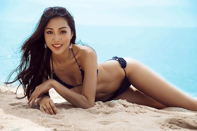 Hoa khôi Diệu Ngọc sinh năm 1990, đến từ Đà Nẵng. Cô sở hữu lợi thế chiều cao 1,8 m, cùng thân hình nóng bỏng. Hiện Diệu Ngọc là đại diện Việt tham gia cuộc thi Hoa hậu Thế giới 2016, diễn ra vào tháng 10.