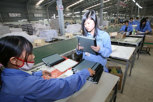 Việt Nam đang là một trong những nước có lợi thế về tiềm năng lao động. Ảnh: Chí Cường