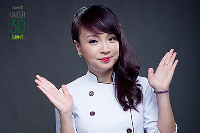 Minh Nhật - Quán quân Vua đầu bếp Việt Nam 2014 (ảnh nhân vật cung cấp).