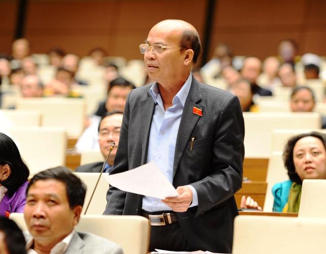 Đại biểu Đỗ Văn Đương đề nghị diệt tham nhũng bằng thuốc.