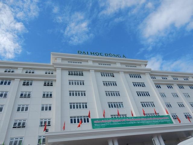 Trường Đại học Đông Á khánh thành cơ sở mới. Ảnh: Đức Hoàng