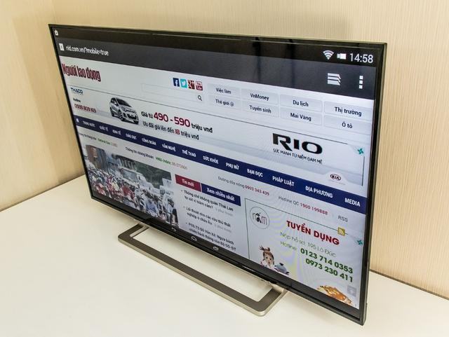 Cho phép người dùng lướt web, chơi game, xem phim online hay nghe nhạc mà không cần tới máy tính.