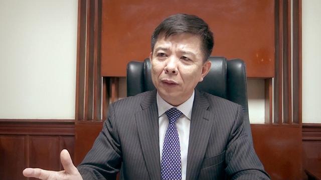 Ông Nguyễn Hữu Hoài - Chủ tịch UBND tỉnh Quảng Bình