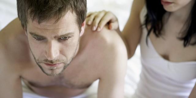 Ngày càng nhiều đàn ông trẻ tuổi mắc chứng rối loạn cương dương. Ảnh minh họa