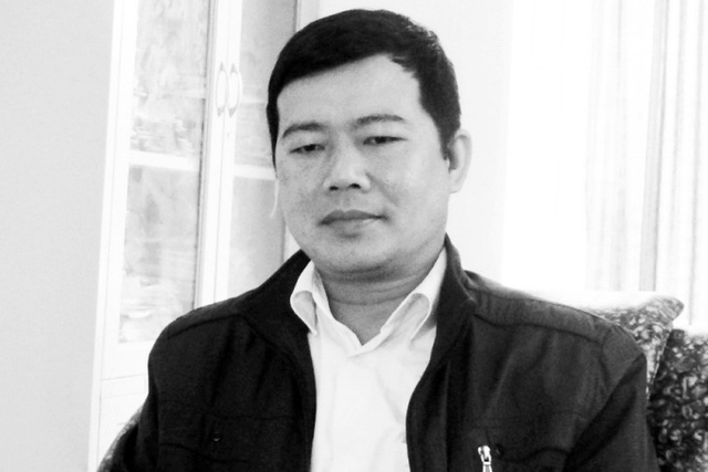 Ông Cầm Bá Hiệp – Phó Chủ tịch UBND xã Xuân Lộc. Ảnh:NH