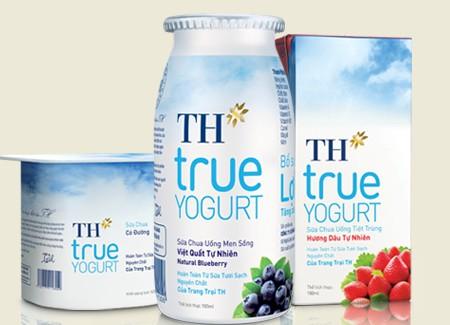 """TH true YOGURT - """"Liều thuốc bổ"""" đến từ sữa chua tự nhiên 3"""