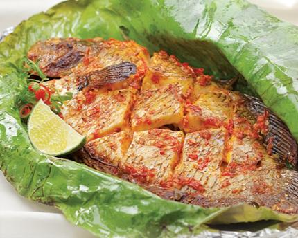 Cá nướng muối ớt 1