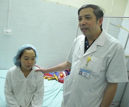 Cứu thành công một sản phụ bị tắc mạch ối, băng huyết tưởng không thể cứu sống 1