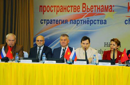Doanh nghiệp Nga giới thiệu thế mạnh công nghệ ở Việt Nam 1