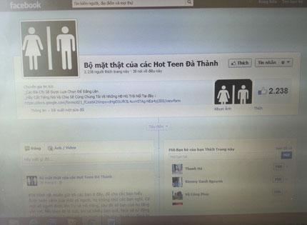 """""""Teen"""" Đà Nẵng suýt chết vì Facebook  1"""