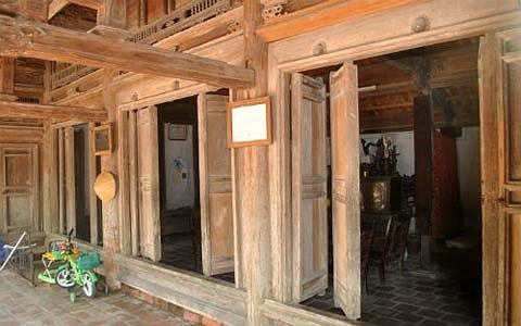 Chiêm ngưỡng nhà cổ 200 tuổi đẹp hiếm thấy ở Thanh Hóa 4