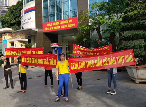 CenLand có lừa dối khách hàng tại Dự án KĐT Vườn Sen Bắc Ninh?