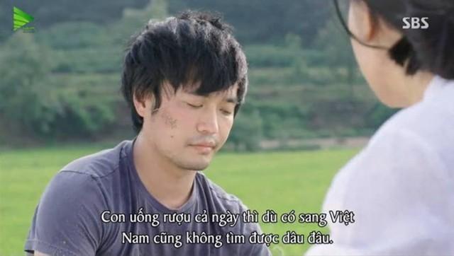 Câu thoại phim Hàngây bất bình với người Việt