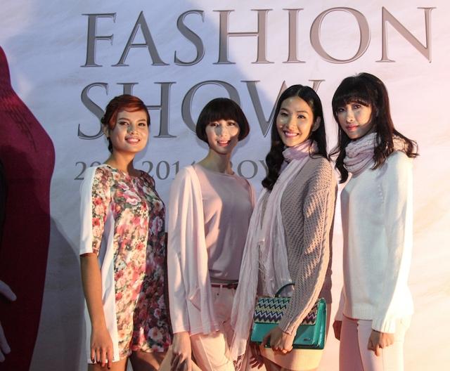 Các người mẫu thành danh từ Vietnams next top model