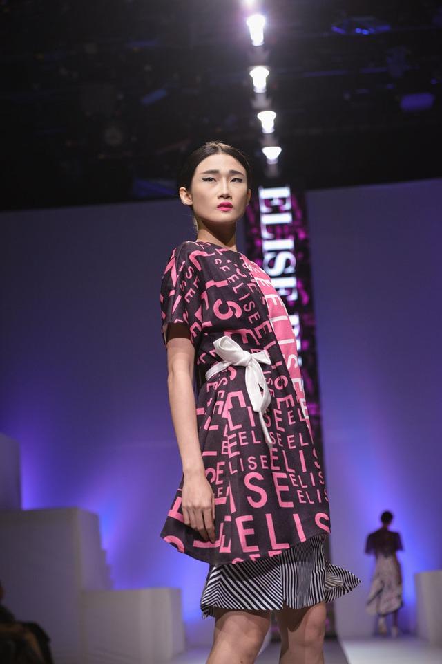 Người mẫu Kha Mỹ Vân