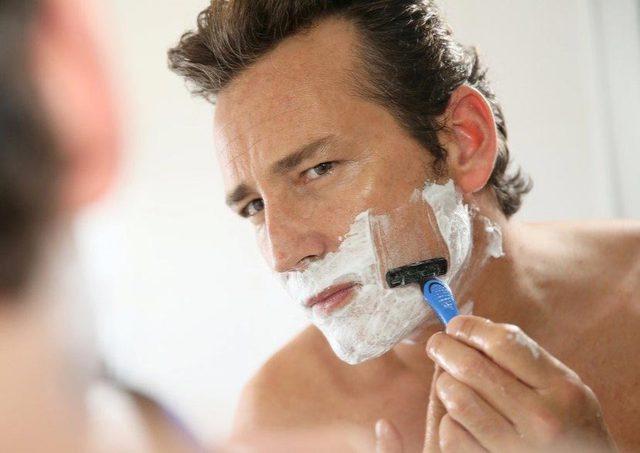 cạo râu, sai lầm, đàn ông