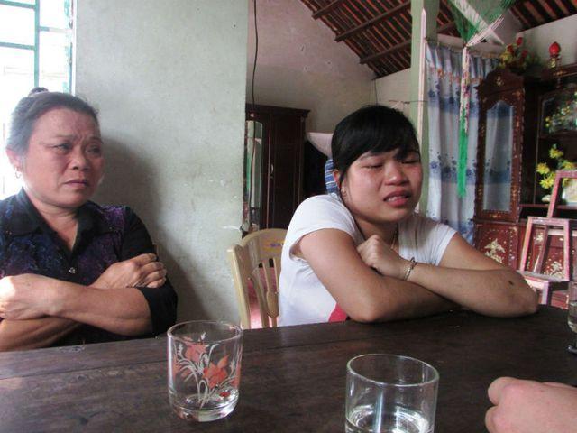 Mẹ con cháu Trang xúc động khi biết tin Bộ trưởng Bộ Y tế ề nghị ngành y tế Nghệ An bố trí công việc cho Trang
