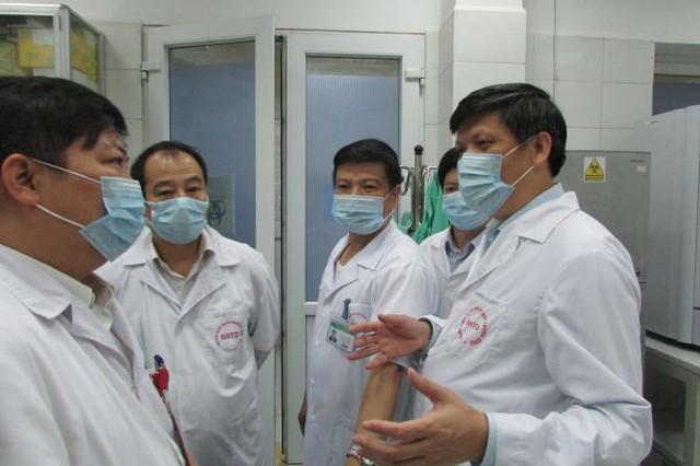 Việt Nam đang làm hết khả năng trong công tác phòng chống dịch