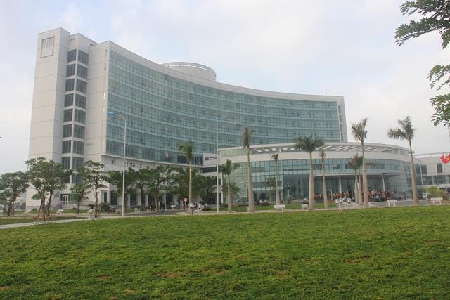 Bệnh viện Ung thư Đà Nẵng chuyển đổi thành bệnh viện công lập để hoạt động tốt hơn. Ảnh:Đ.H