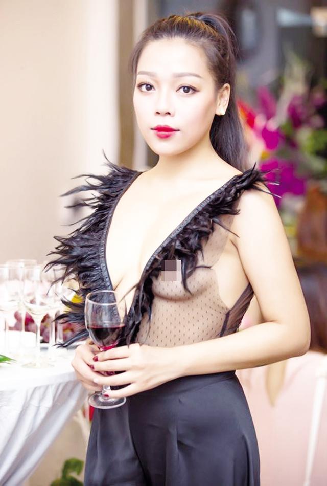 Ca sĩ Hà Linh (ảnh nhân vật cung cấp).