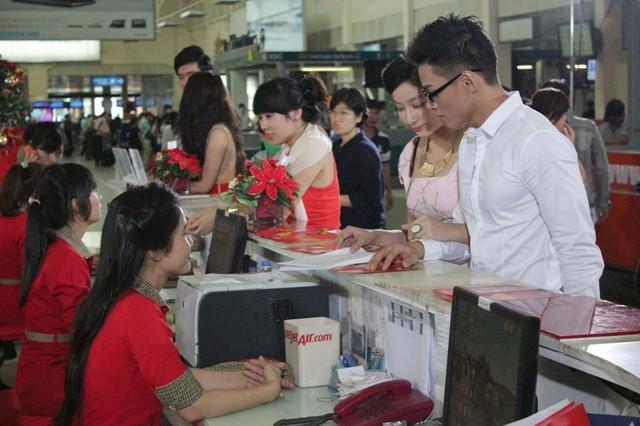 Hành khách có thêm nhiều cơ hội khi Vietjet tăng thêm chuyến bay để nối Việt Nam với Singapore. (Ảnh minh họa)