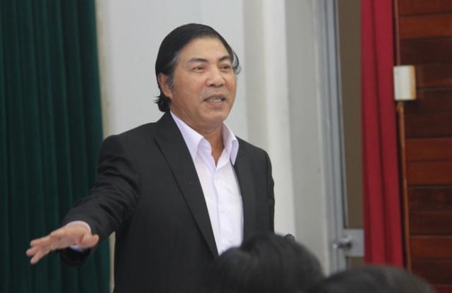 Ông Nguyễn Bá Thanh. Ảnh Đức Hoàng