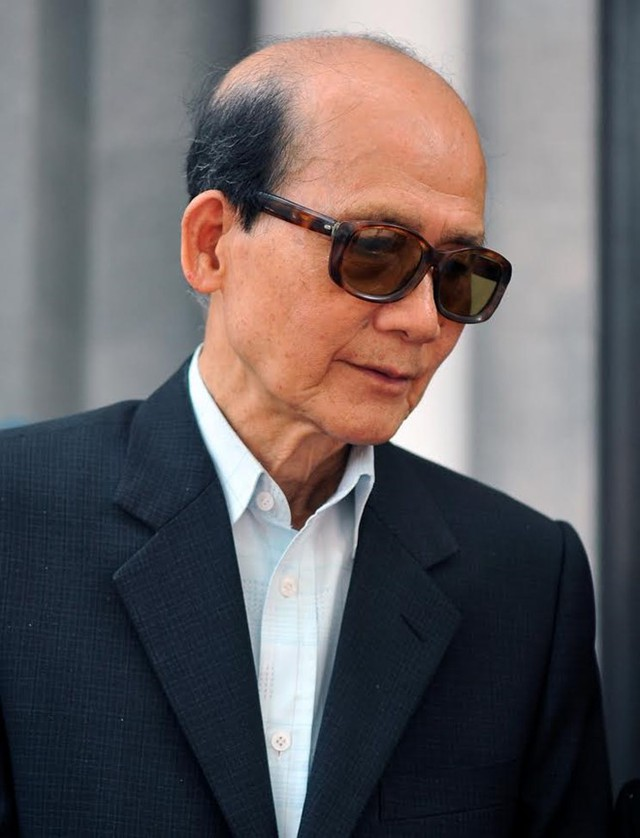 NSƯT Phạm Bằng. Ảnh: Hoàng Hà.
