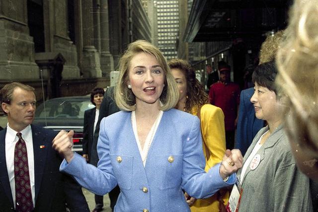 Hillary Clinton luôn là một người phụ nữ đề cao nữ quyền.