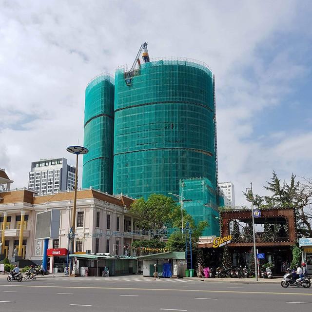 Dự án Panorama Nha Trang đang vướng vào tranh chấp chủ đầu tư và nhà thầu