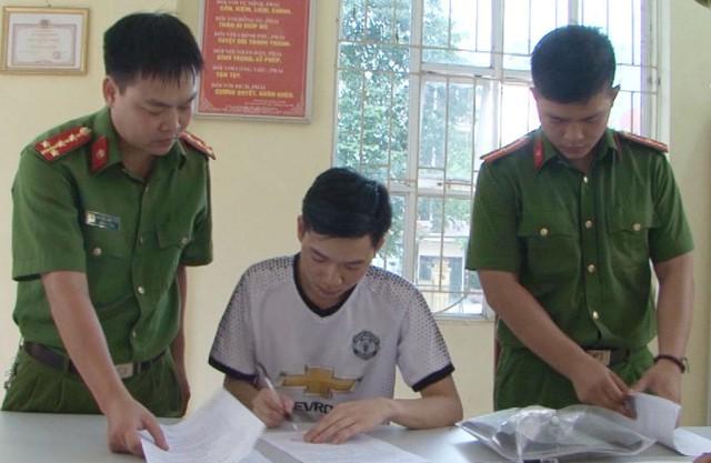BS Hoàng Công Lương (SN 1986) đã bị bắt tạm giam. Ảnh: TL