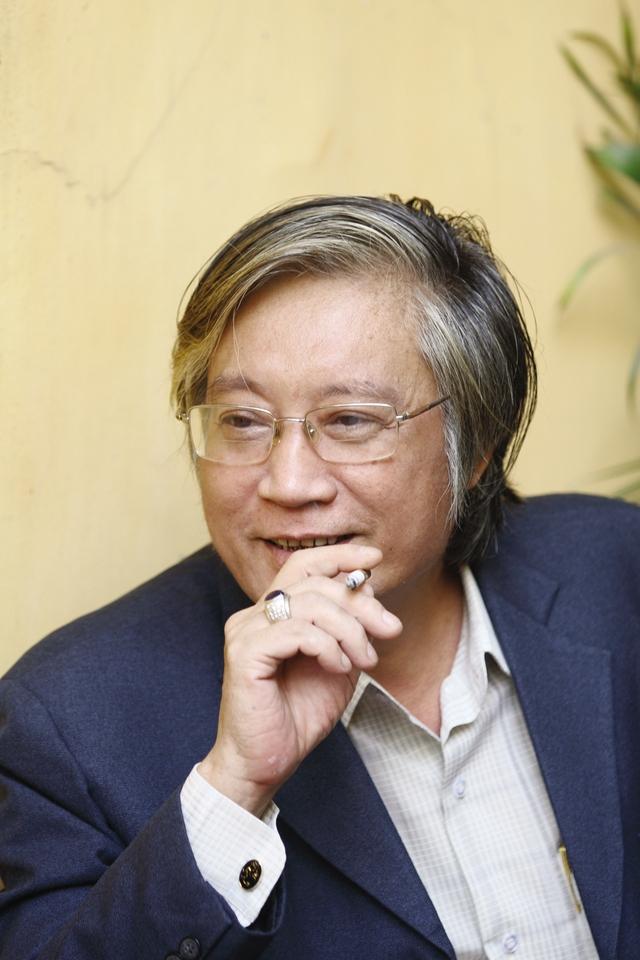 Ông Nguyễn Vũ Tuấn Anh. Ảnh: Chí Cường