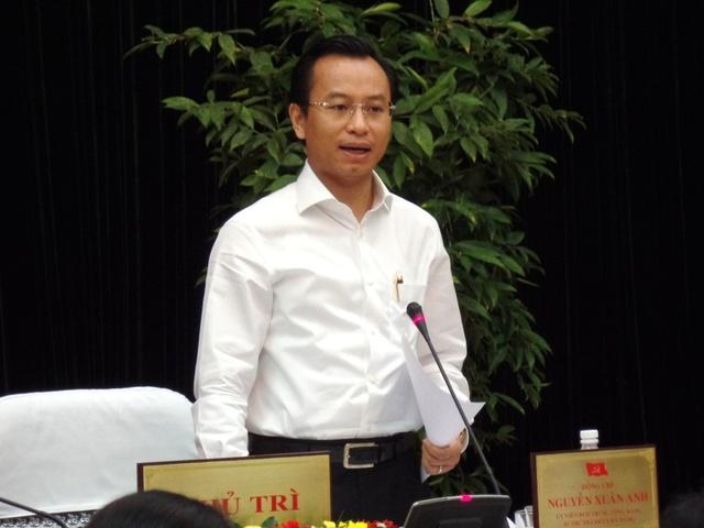 Ông Nguyễn Xuân Anh, Ủy viên Trung ương Đảng, Bí thư Thành ủy, Chủ tịch HĐND thành phố Đà Nẵng kê khai, sử dụng bằng cấp không đúng quy định, thiếu trung thực, vi phạm tiêu chuẩn cấp ủy viên và Quy định những điều đảng viên không được làm.