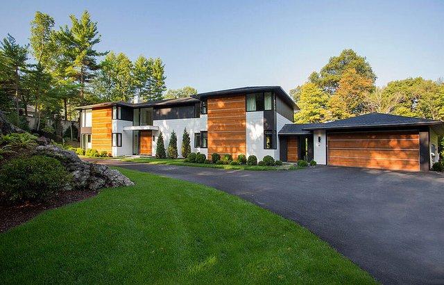 Ngôi nhà hai tầng xinh xắn giữa thiên nhiên xanh tươi, không khí trong lành là mơ ước của triệu người.