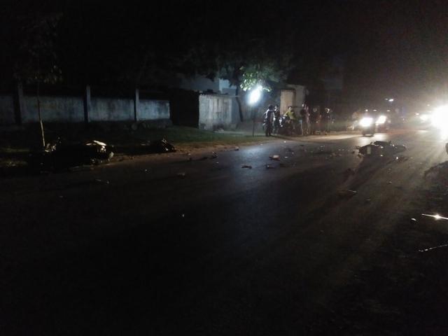 Ngày 22/2, vụ tai nạn đặc biệt nghiêm trọng xảy ra vào khoảng 20h30' trên quốc lộ 46B đoạn qua khu vực nghĩa trang xã Thanh Lĩnh, huyện Thanh Chương, Nghệ An khi hai chiếc xe máy đi ngược chiều bất ngờ đối đầu trực diện trong đêm, khiến hai bố con đi trên chiếc xe máy Honda Lead tử vong sau đó.